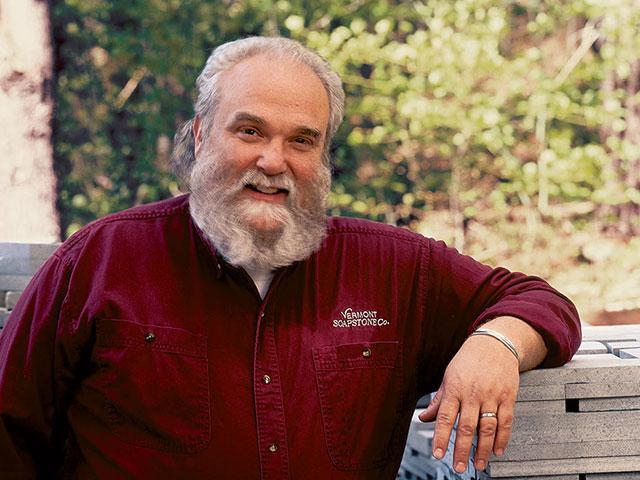 Glenn Bowman, Owner, Vermont Soapstone