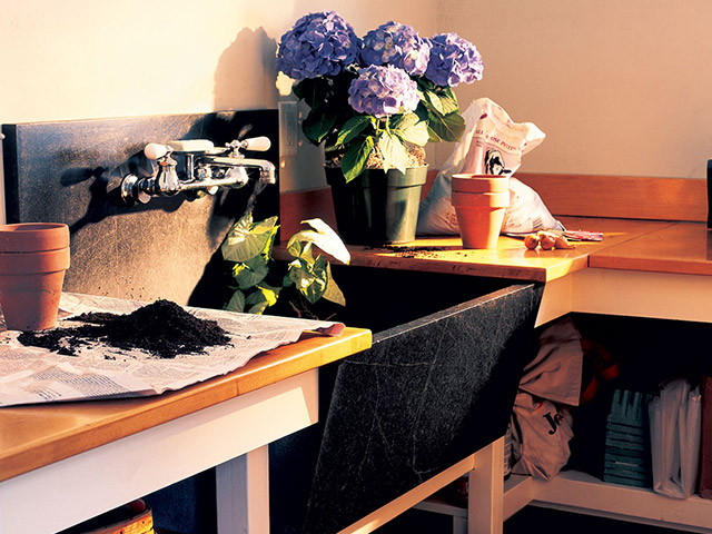 Vermont Soapstone sinks are timeless, handcrafted and guaranteed forever